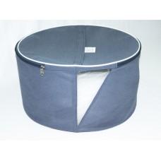 Чехол для головных уборов (высота 22см, диаметр 40см)