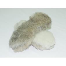 Стельки детские (овчина некрашеная) с 10 по 22