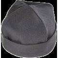 Скуфья мужская  Ткань (полиэстер + х\б), Бортик - ткань  Цвет: чёрный