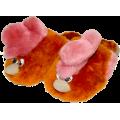 Тапочки-петушки